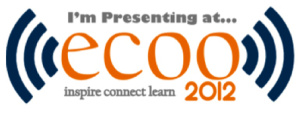 logo for ECOO conference